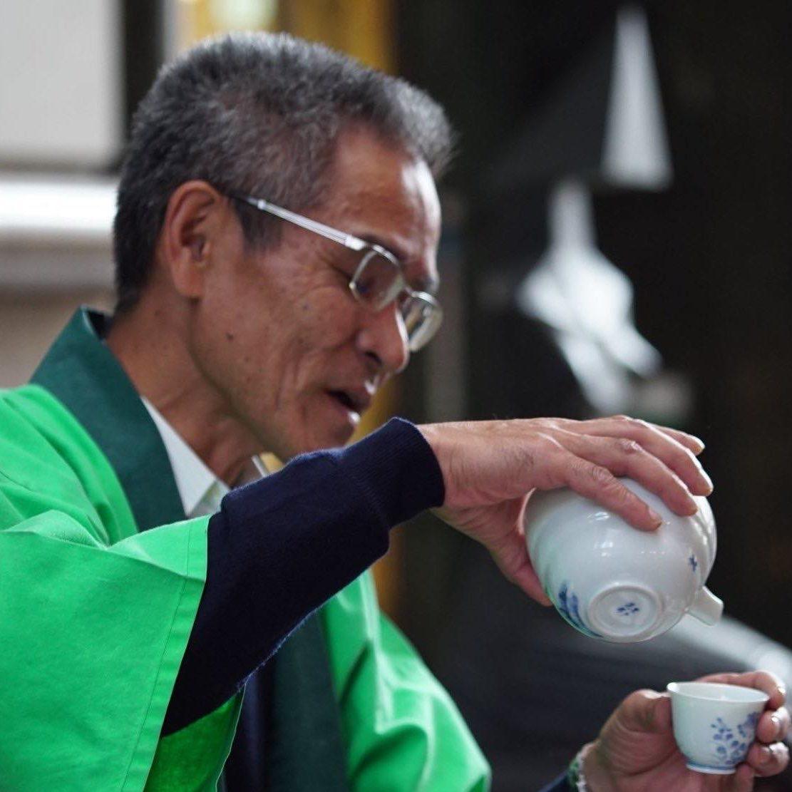 前田製茶 代表取締役 前田秀樹